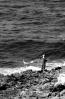 pêcheur de bord de mer