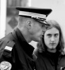 jeunesse et police, tout est dans le regard